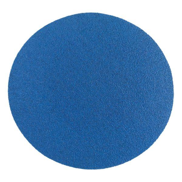 Blue Velcro abrasive Discs