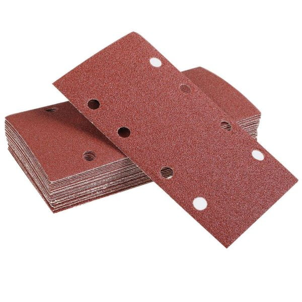 sand paper for paint with 8 holes