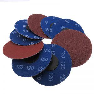 R type Alumina Oxide Quick Change Discs
