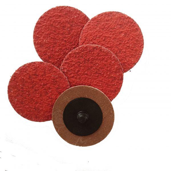 Red Ceramic Clean&strip disc