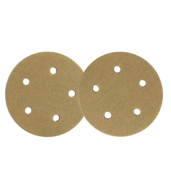 Round Disc for Dry Sanding