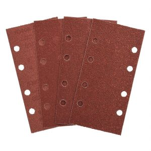 93mm rectangle abrasive sandpaper