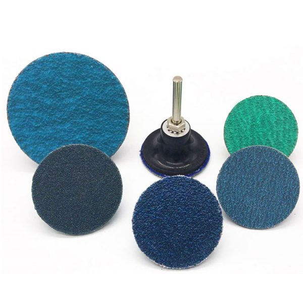 Remove paint Zirconia Quick Change Discs
