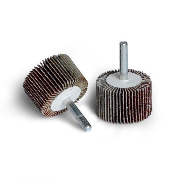 Abrasive Flap Wheel with shank