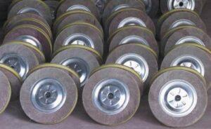 abrasive sand wheel